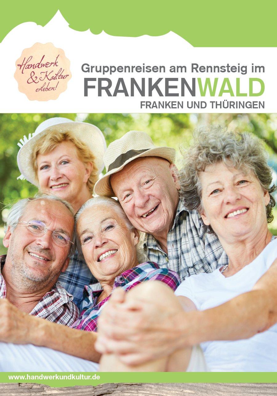 Frankenwald Gruppenreisen am Rennsteig