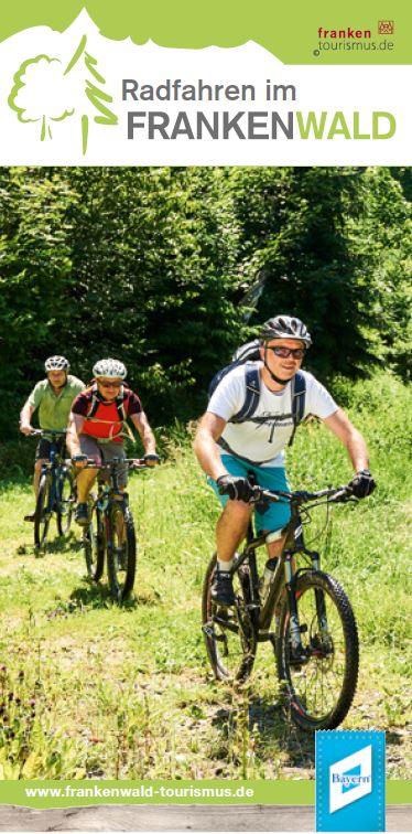Radfahren im Frankenwald