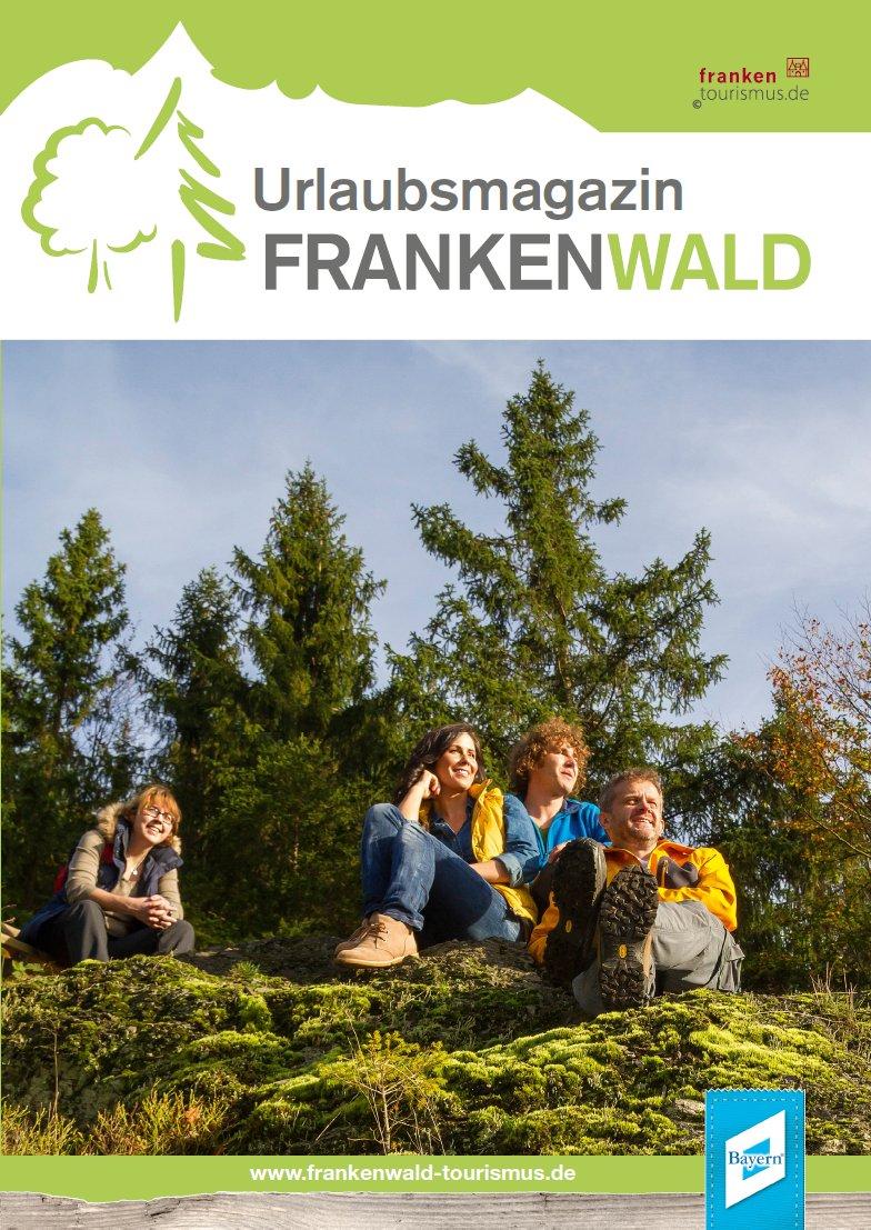 Urlaubsmagazin Frankenwald